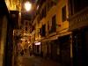 Пальма де Майорка ночью