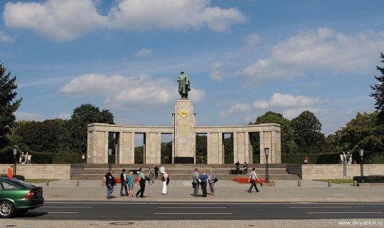 Памятник советским освободителям