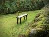 Скамейка для путников