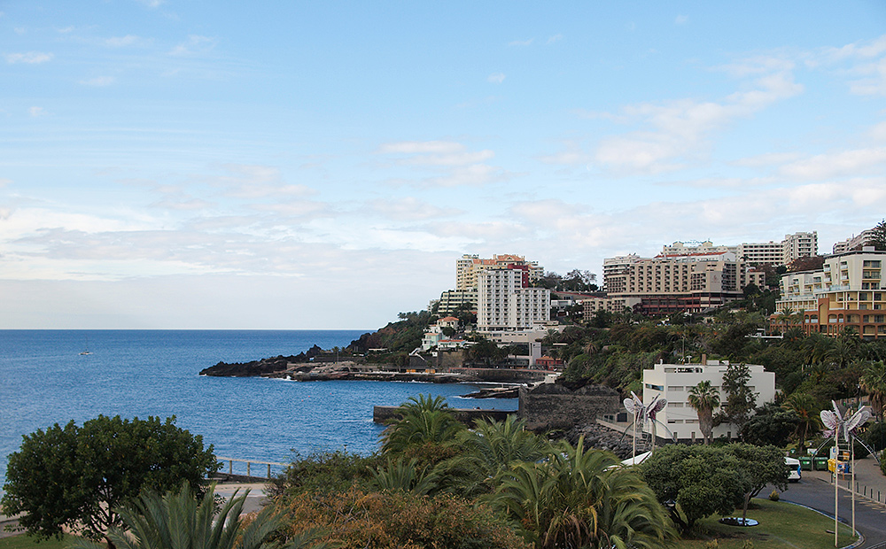 Мадейра - район Лидо