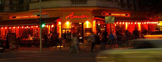 Улица красных фонарей в Берлине
