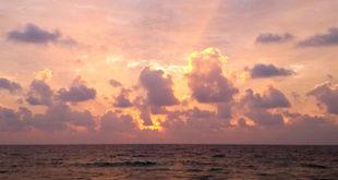 Восход солнца на Самуи