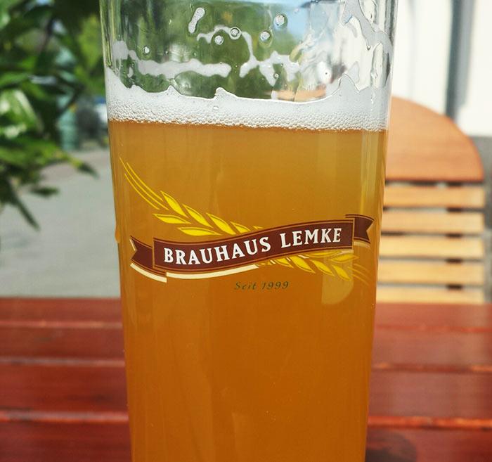 Пиво Lemke