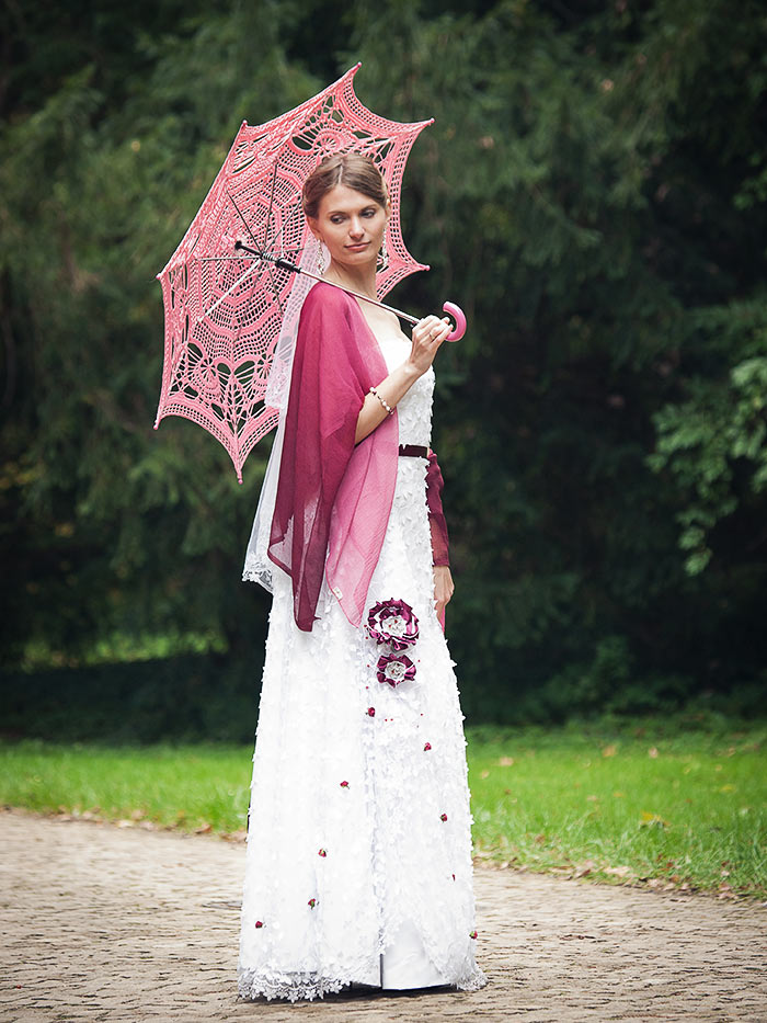 Свадебная фотосессия в Потсдаме