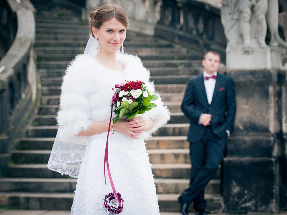 Свадьебные фото в Потсдаме