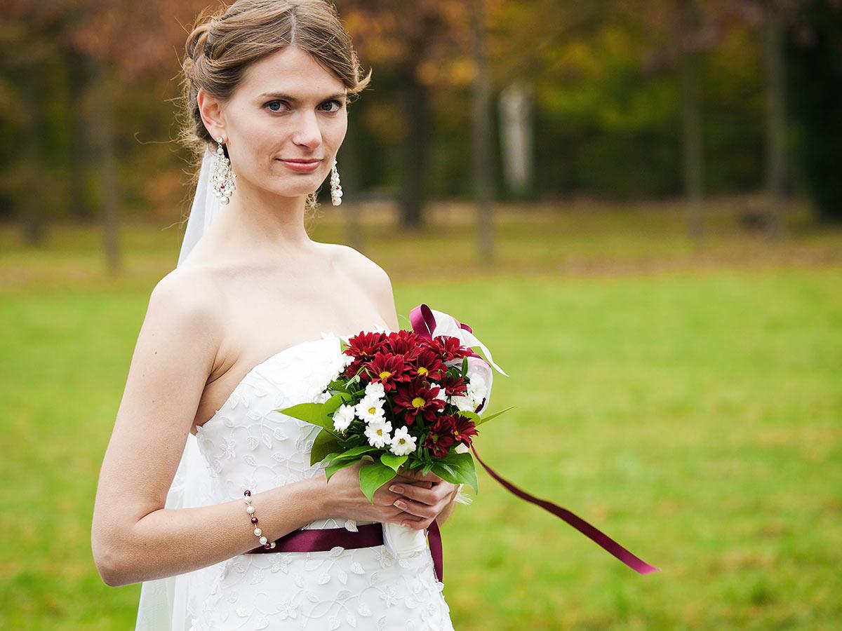 Фотосессия невесты в Потслдаме