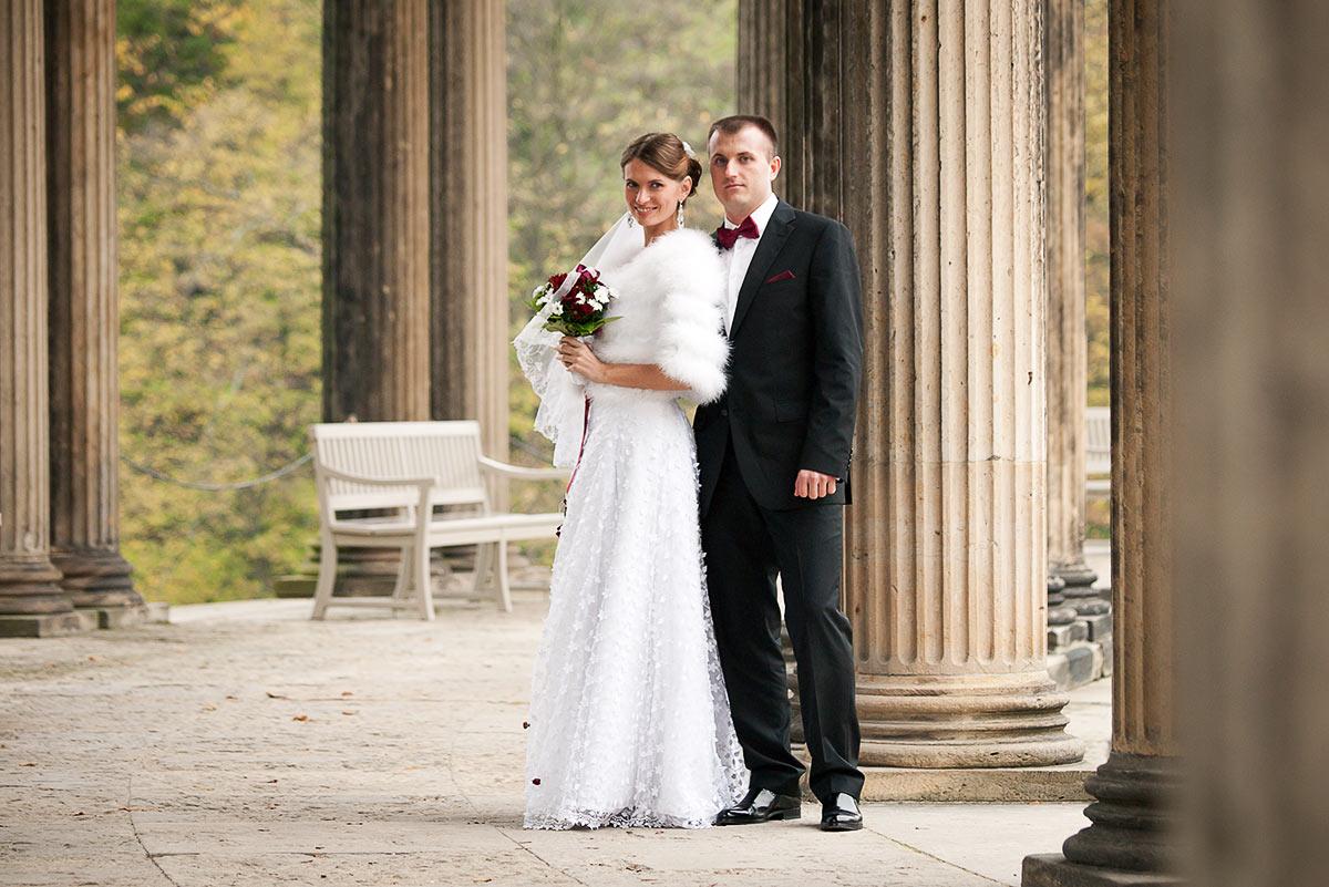 Свадебная фотосессия. Потсдам.
